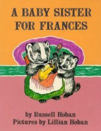 a baby sister for frances cover image