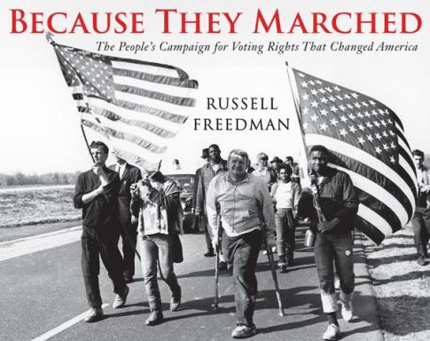 because they marched cover image