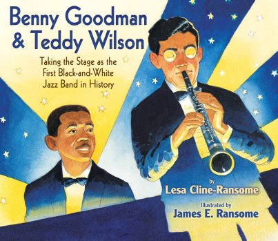 benny goodman and teddy wilson cover image