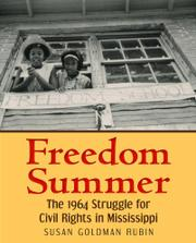 freedom summer susan goldman rubin cover image