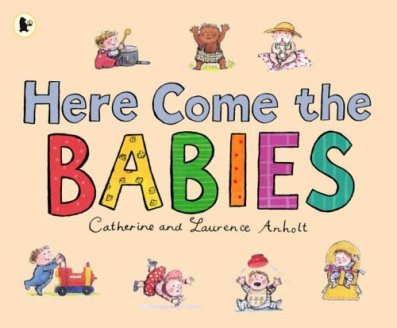 here come the babies cover image