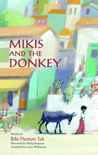 mikis and the donkey cover image