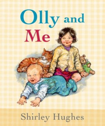 olly and me cover image