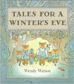 tales for a winter's eve cover image