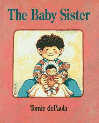the baby sister cover image