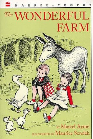 the wonderful farm cover image