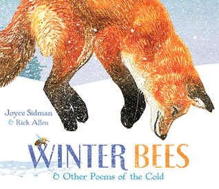 winter bees and other poems of the cold cover image