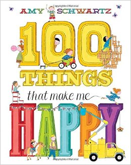 100 things that make me happy cover image