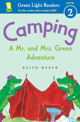 Camping a Mr U Mrs Green Adventure cover image