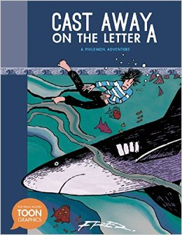 cast away on the letter a cover image