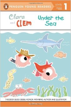 Clara and Clem Under the Sea cover image
