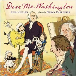 dear mr washington cover image