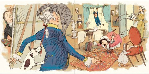 dear mr washington illustration nancy carpenter