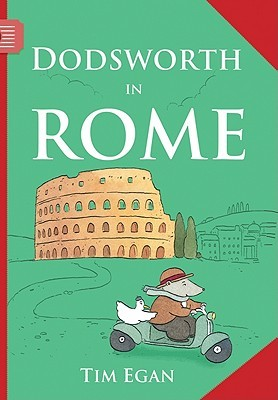 Dodsworth in Rome cover image