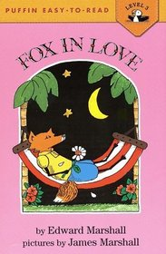 fox in love cover image