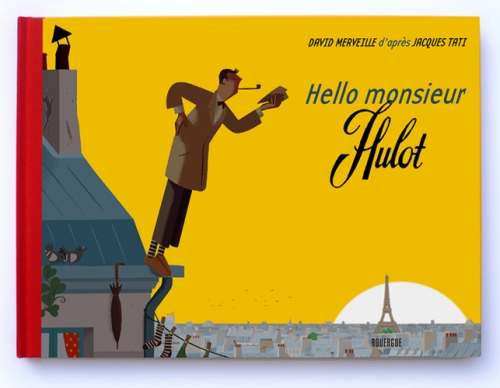 hello mr hulot cover image