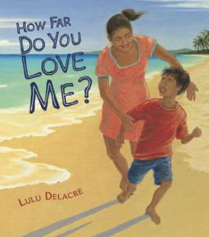 how far do you love me cover image