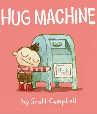 hug machine cover image