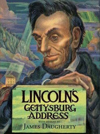 lincoln's gettysburg address cover image