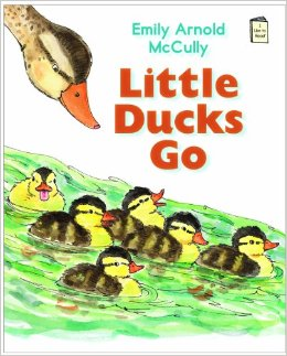 Little Ducks Go cover image