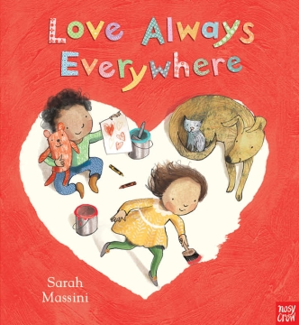 love always everywhere cover image