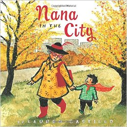 nana in the city cover image