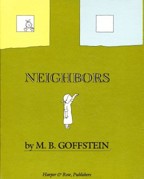 Neighbors M.B. Goffstein cover image 001