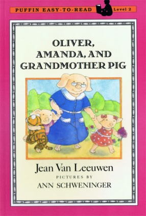 oliver amanda and grandmother pig cover image
