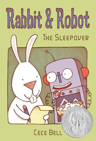 Rabbit and Robot cover image