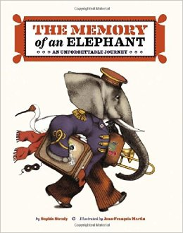 the memory of an elephant cover image