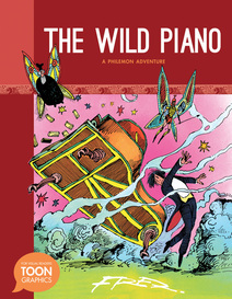 the wild piano cover image