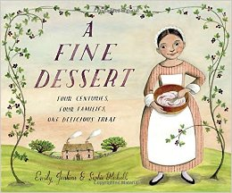 a fine dessert emily jenkins and sophie blackall cover image