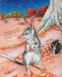 bilby illustration mark jackson