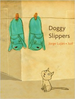 doggy slippers jorge lujan cover image