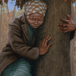 Moses illustration by Kadir Nelson