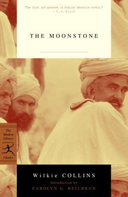 If you've never read The Moonstone, you should! Monumentally great novel for highschoolers and older.