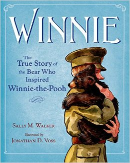 winnie the true story of the bear who inspired winnie the pooh cover image