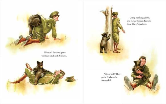winnie the true story of the bear who inspired winnie the pooh walker and voss