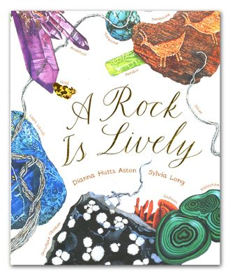 a rock is lively cover image