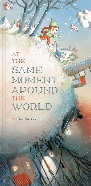 at the same moment around the world cover image