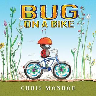bug on a bike cover image