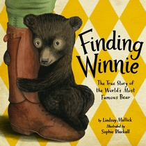 finding winnie cover image mattick and blackall