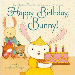 happy birthday bunny cover image