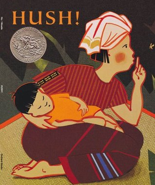 hush a thai lullaby cover image