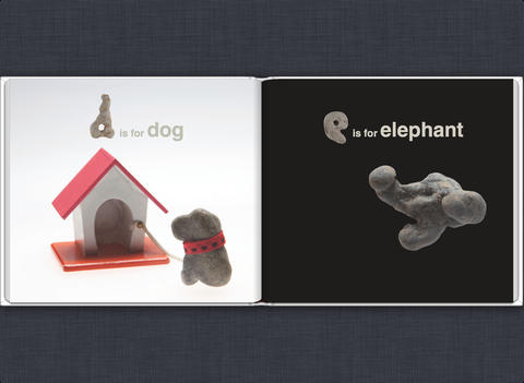 if rocks could sing dog and elephant by leslie mcguirk
