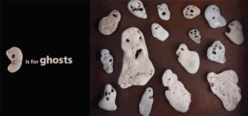 if-rocks-sing-ghosts by leslie mcguirk