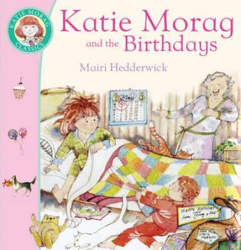 katie morag and the birthdays cover image