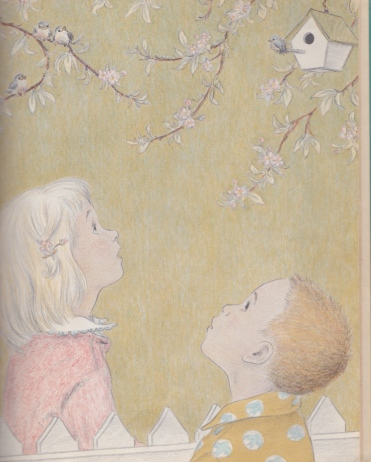 lullaby for eggs illustration elizabeth orton jones