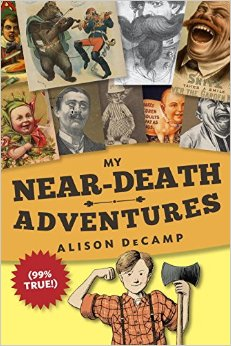 my near death adventures 99% true cover image