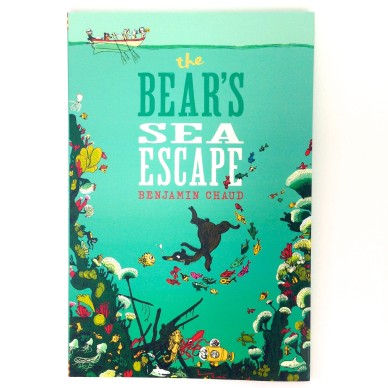 the bear's sea escape cover image